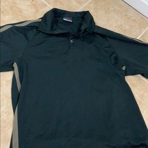 Nike Black Golf Polo